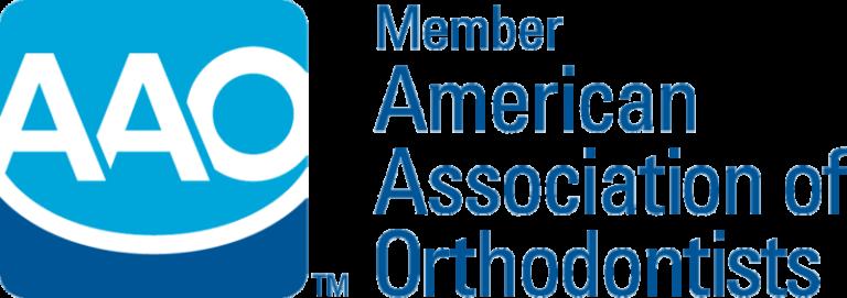 orthodontiste bruxelles bianchi invisalign AAO logo